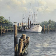 Original Kyle Polzin Painting
