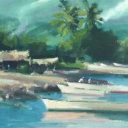 Ken Auster Surf Art