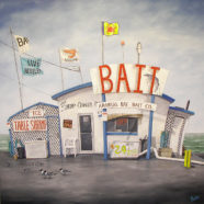 Texas Bait Stand