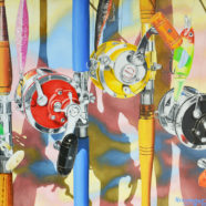 Rick Kroninger Rod and Reel 8 | Felder Gallery