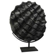 Black Glass Shell