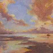 Sunrise at Laguna Reef