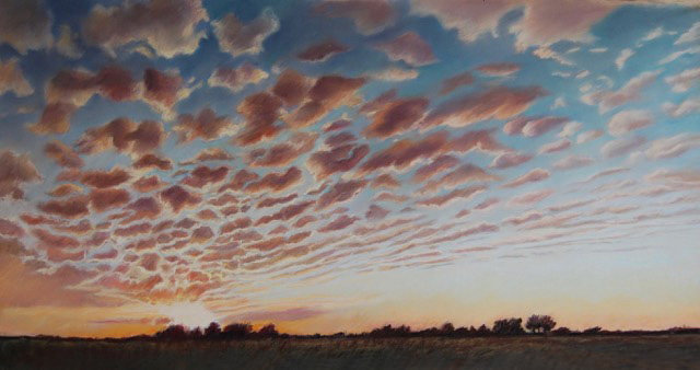 Landscape painting by Nancy Bandy | Felder Gallery