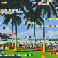 Pearl Harbor painting by Rick Kroninger | Felder Gallery