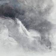 Clay McGaughy original charcoal figure drawing | Felder Gallery