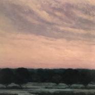 oil landscape by marjorie lindsay | Felder Gallery