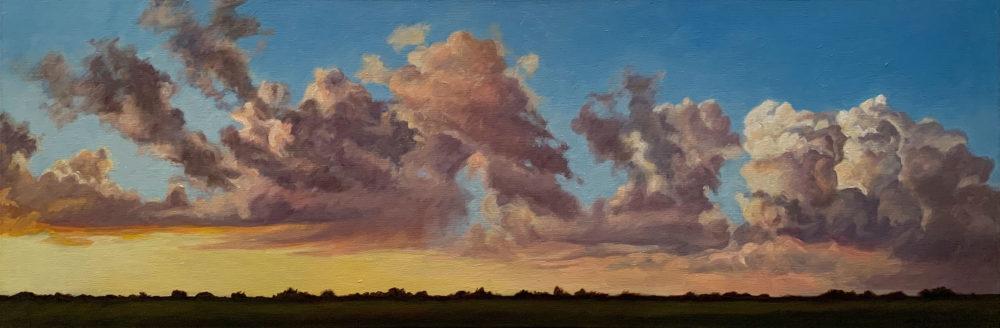 oil landscape painting by nancy bandy | Felder Gallery