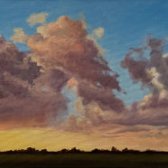 oil landscape painting by nancy bandy | Felder Gallery
