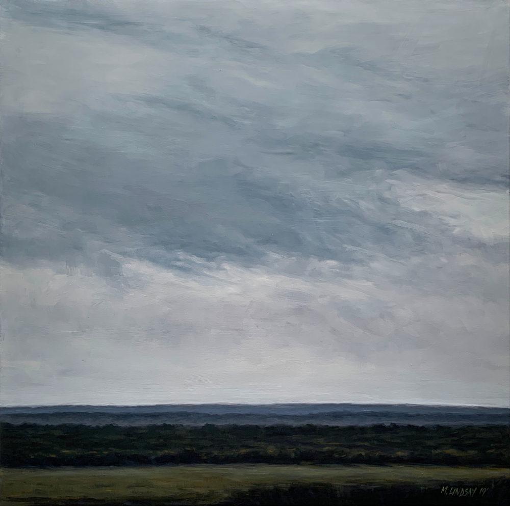 oil landscappe painting by marjorie lindsay | Felder Gallery