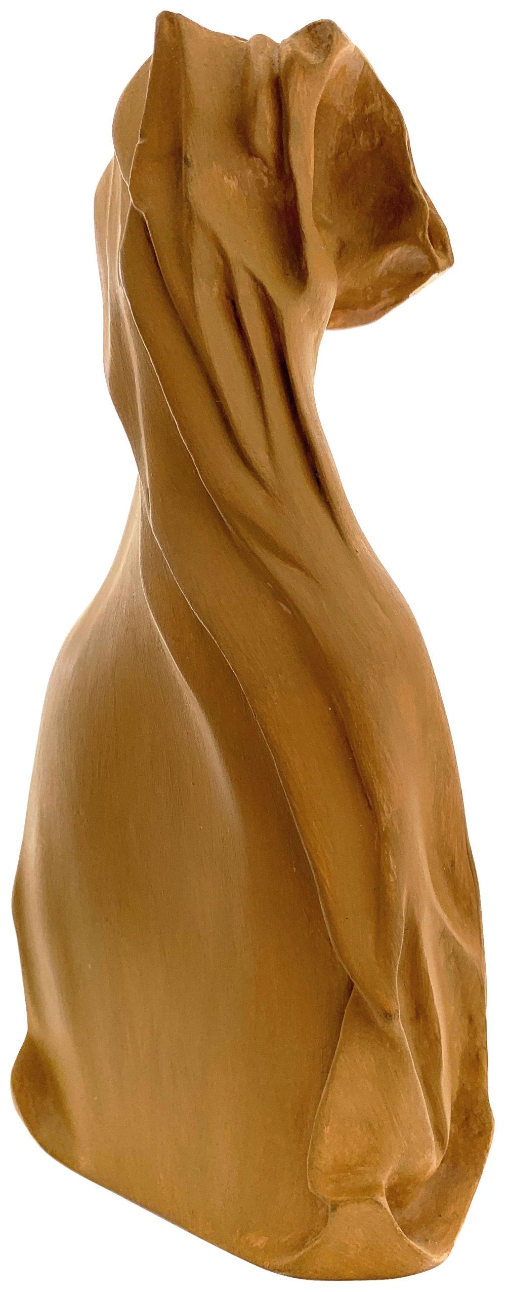 wood sculpture by rick kroninger | Felder Gallery